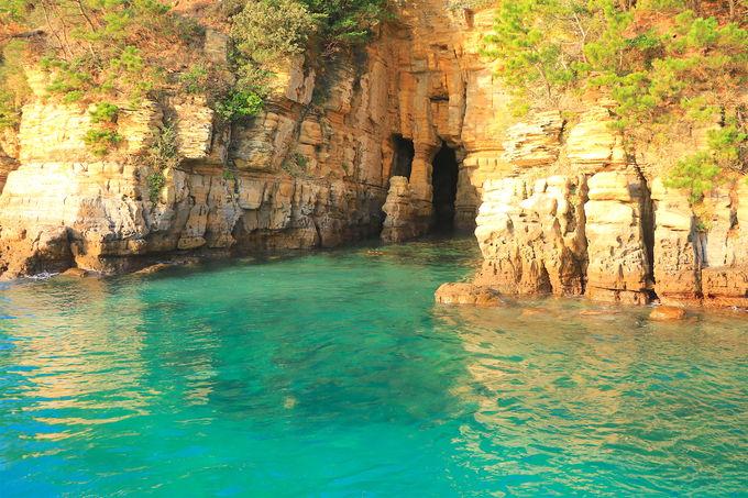 未知の無人島探検「辰ノ島」!エメラルドの海は有数の絶景