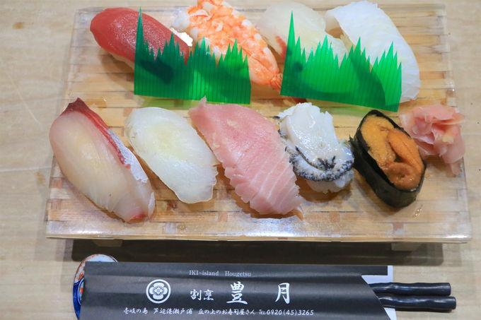 お客さんを大事に、美味しいお寿司を振舞う「寿司 豊月」