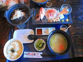 食後には岩木山の絶景も!津軽名物「中泊メバル膳」を食べに行こう