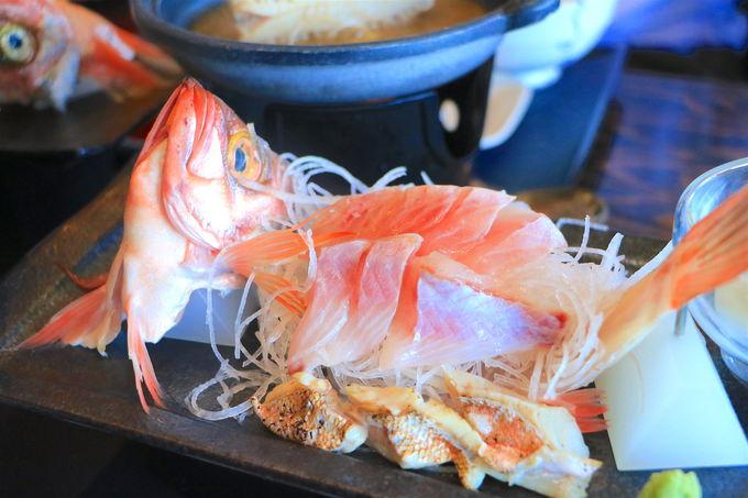 充実メニューを味わい尽くせ!「中泊メバル膳」が美味しすぎる