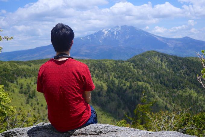 岐阜で本格登山の第一歩に!阿寺山地「小秀山」