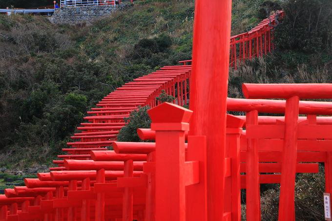今や世界に知られる日本の絶景「元乃隅神社」
