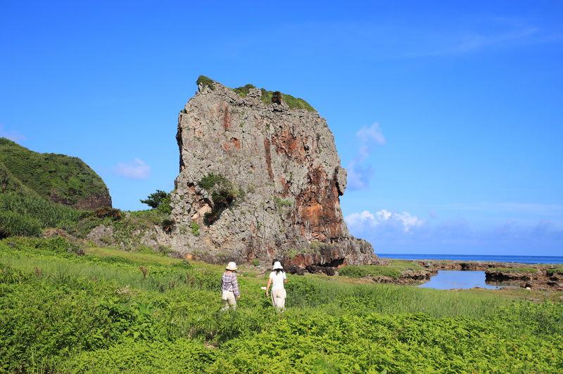 未知の大冒険!久米島の秘境にある巨大奇岩「タチジャミ」へ