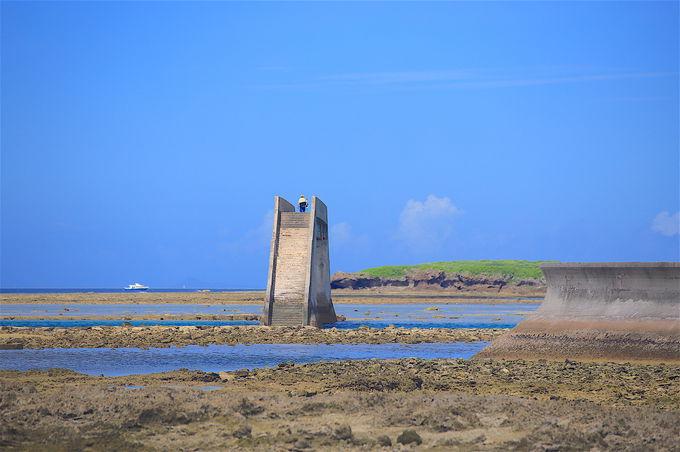 無人島を背景に!幻の絶景「シールガチ橋」その正体は?