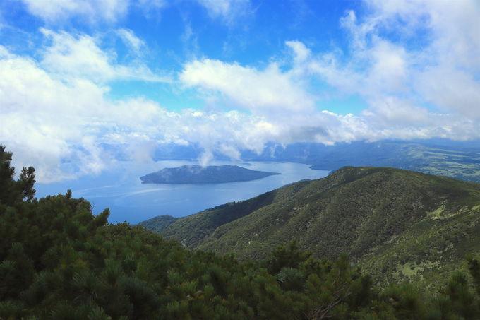 「藻琴山」の人気は、屈斜路湖を見渡す大パノラマ!