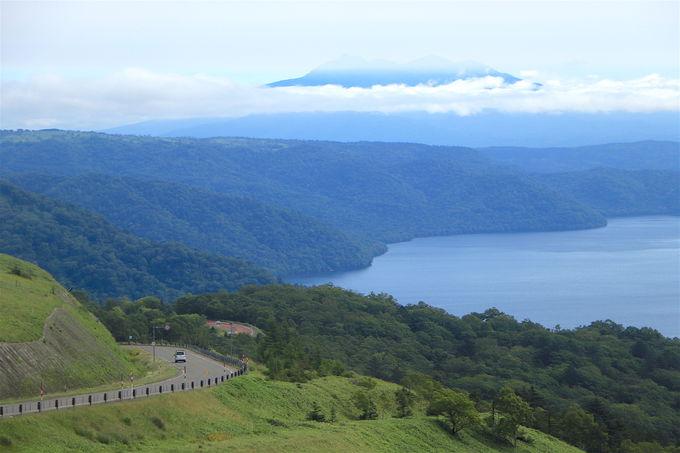 遥か彼方の斜里岳まで!「美幌峠」のパノラマが凄い!