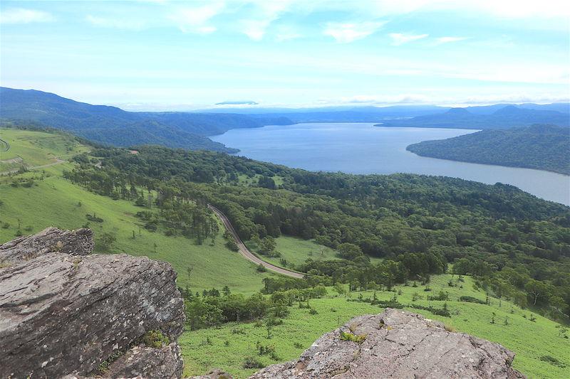 屈斜路湖のパノラマに感動!北海道の絶景道「美幌峠」が凄い