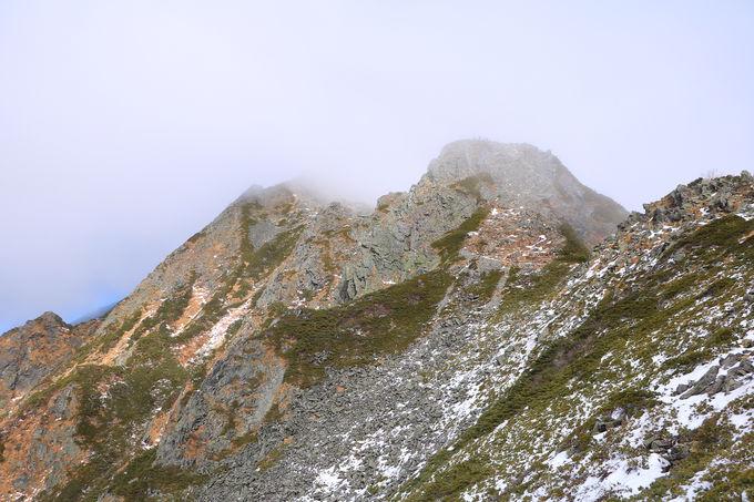 岩尾根登りは北アルプスの登竜門!「西穂高独標」へ