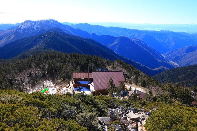 心地よい樹林歩きを味わいながら「西穂高山荘」を目指す