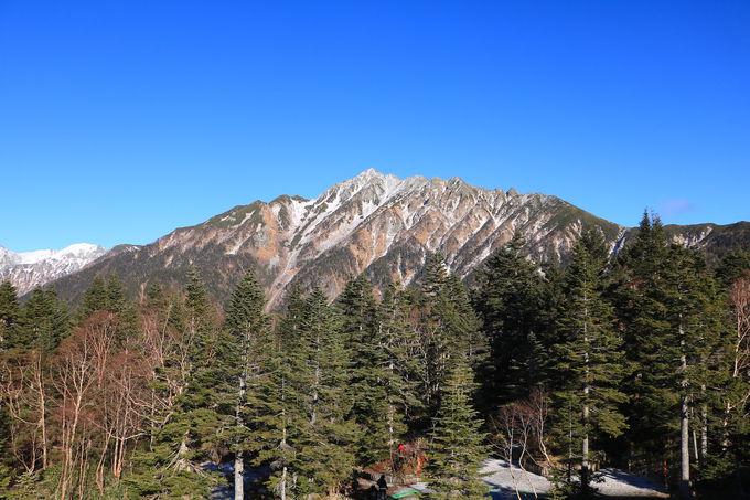 これぞアルプス!新穂高ロープウェイで眺める岩稜の鋭峰