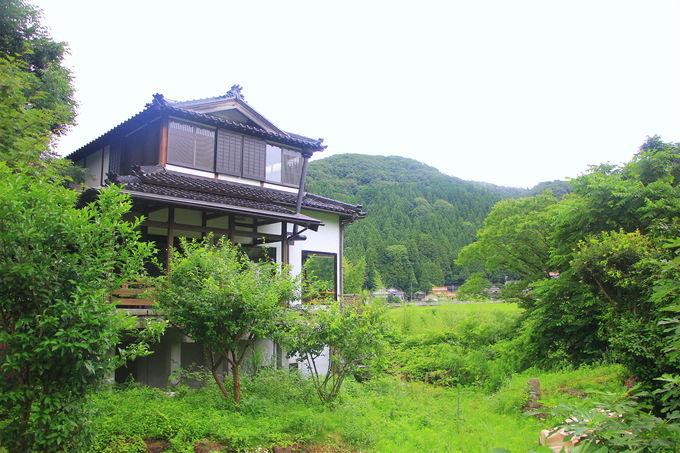 癒しの里山景観に佇む隠れ家!「農家レストラン開元」