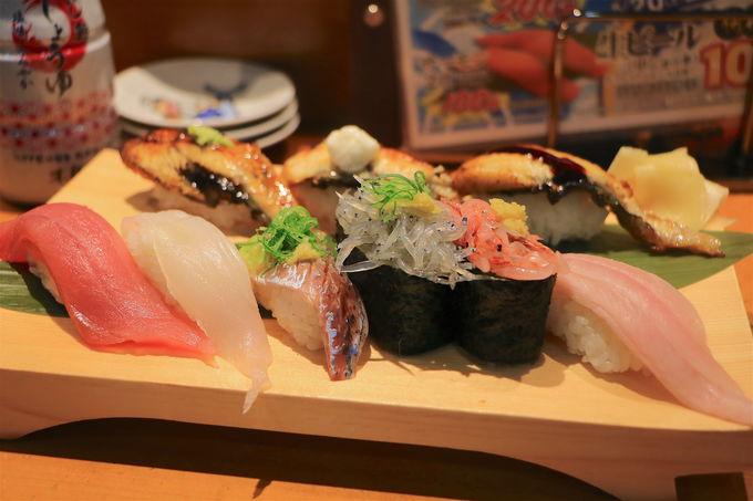 沼津を代表する旨い寿司!コスパ抜群の「魚がし鮨」