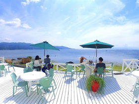 海が見える個性派カフェ!沼津の穴場「タムタムギャラリー」