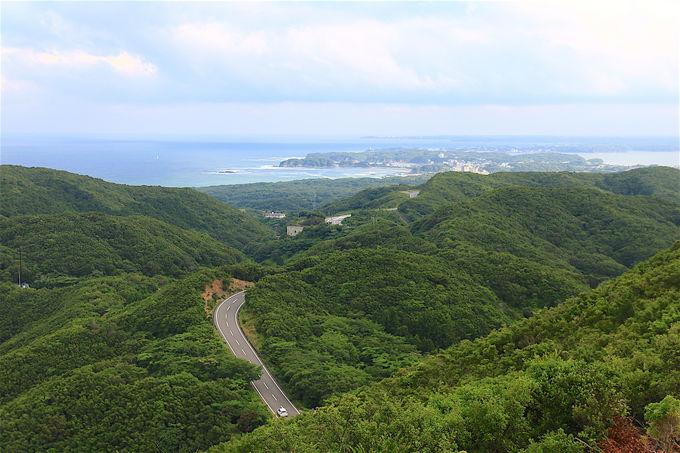 三重県南部の絶景展望台巡りがオススメ!