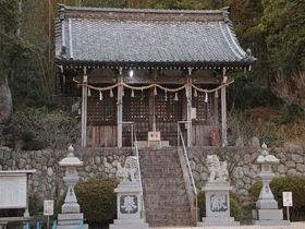 三重の変わり種神社「保曽井神社」美容ダイエットのダブル祈願