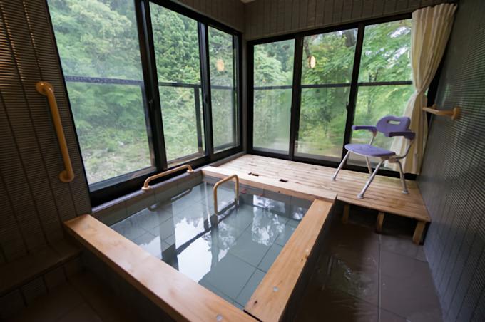 高知の知る人ぞ知る秘湯「郷麓温泉」は大自然の賜物