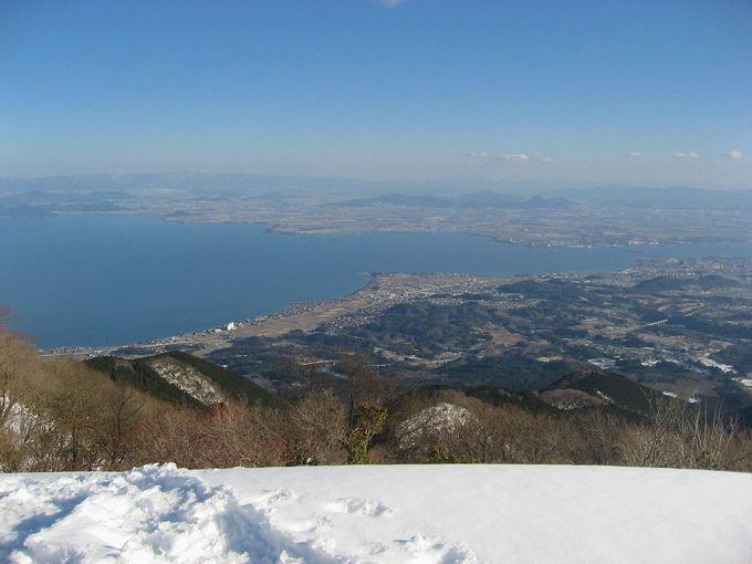滋賀の隠れ名山「権現山」で雪山登山に挑戦してみては?