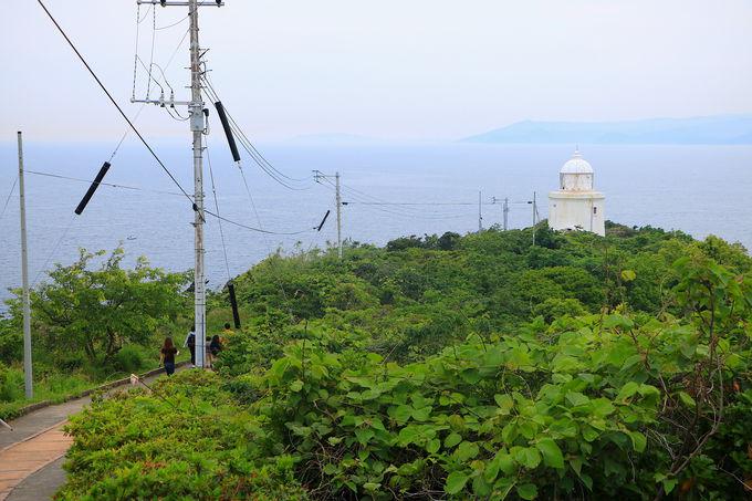 """""""色づく世界の明日から""""の聖地!灯台が美しい「伊王島」"""