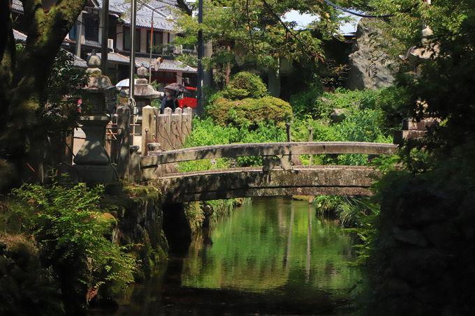 清流と町並みが作り上げる。日本の原風景「醒井宿」