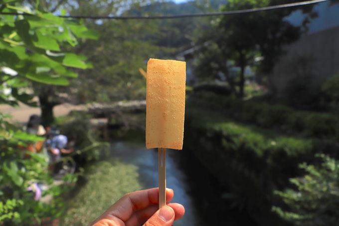 梅花藻が食べられる?「久保田呉服店」のスイーツが嬉しい