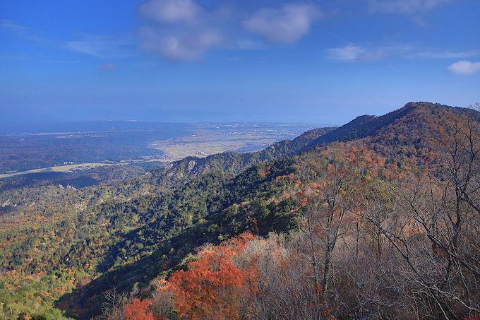 琵琶湖を見渡す絶景!高島「リトル比良」縦走登山を楽しもう