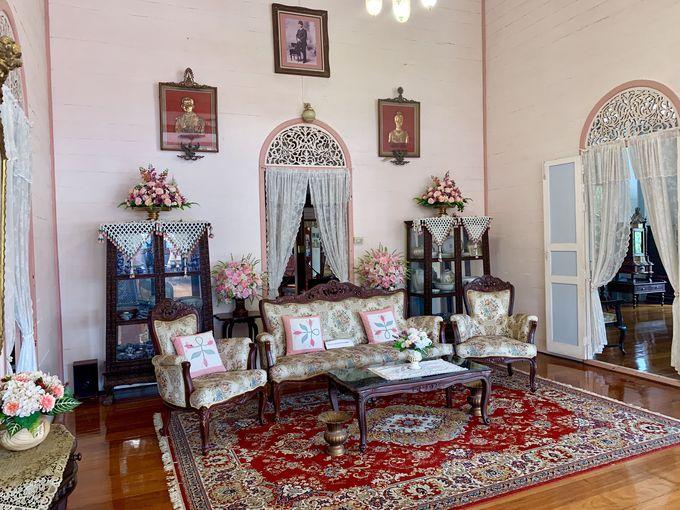 インスタ映えするタイの古い王族邸宅「ウォンブリー・ハウス・ミュージアム」