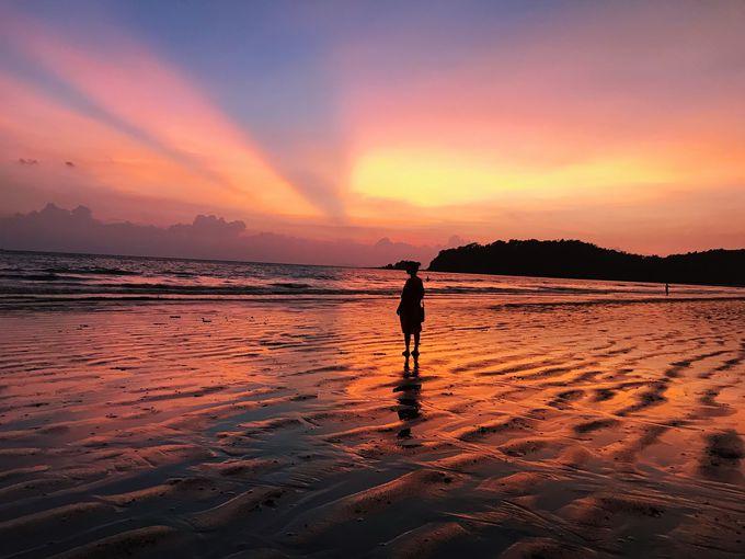 夕日と大自然のアドベンチャーが楽しめる