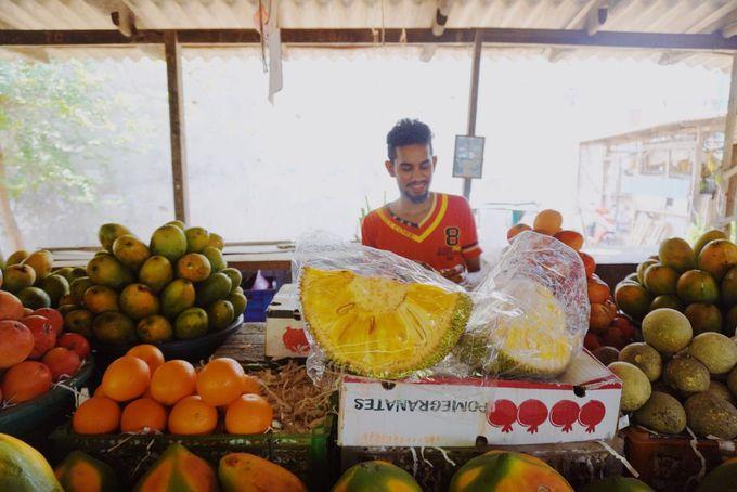 活気溢れる「ジャフナ マーケット」でショッピング