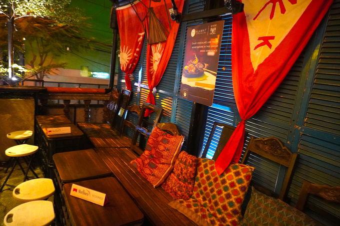 可愛い店内のクラフトビールバー「Alamat Filipino Pub & Deli」