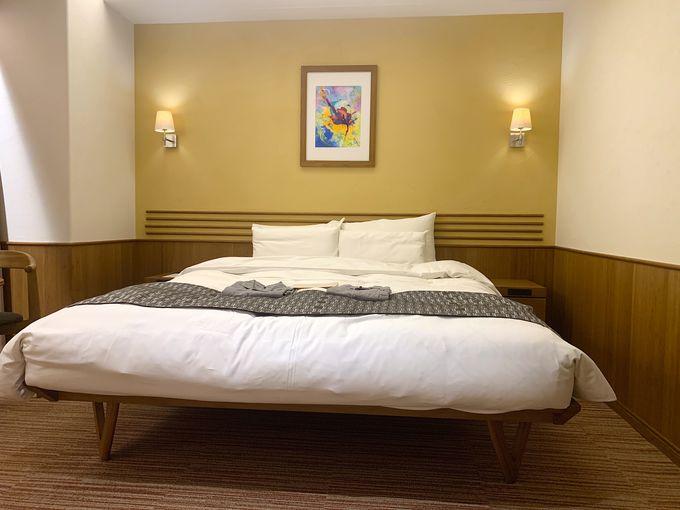 寝具・タオルにもこだわり快適な睡眠を提供