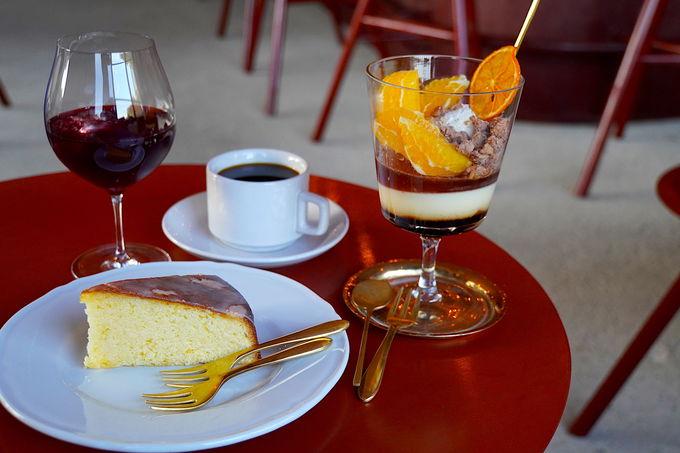 アパートをリノベしたカフェ「CAFE&BAR Atmosphere」