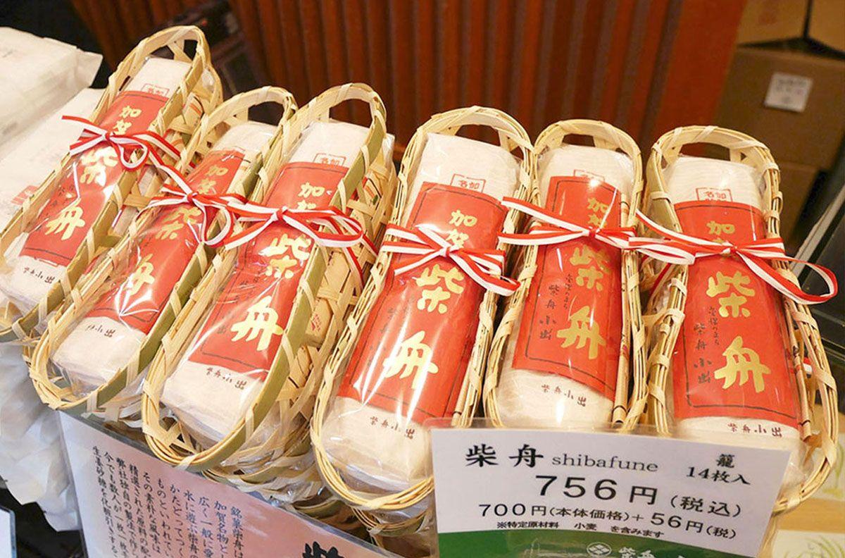まいどさん流お土産選びは、金沢の名店で