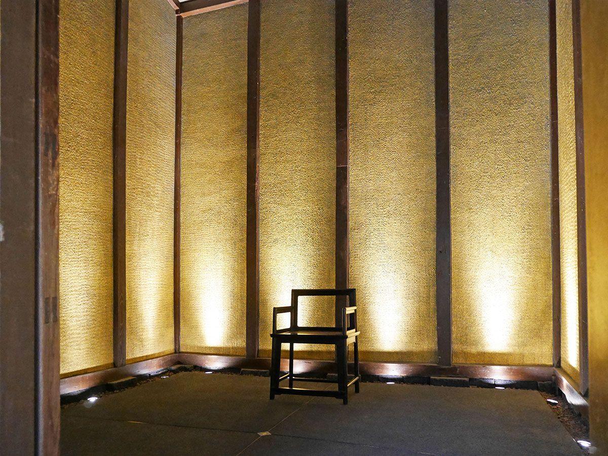金沢ならでは、茶屋建築の特徴を活かしたお店