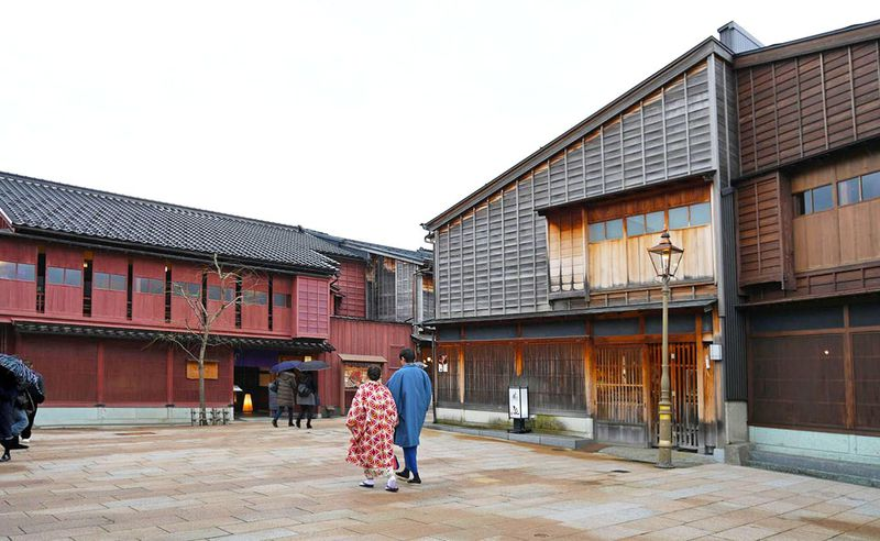 金沢は知れば知るほど面白い、ひがし茶屋街ワンダーランド