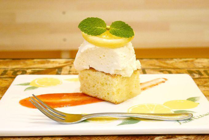 地元食材を使った、おすすめレモン料理&レモンスイーツ