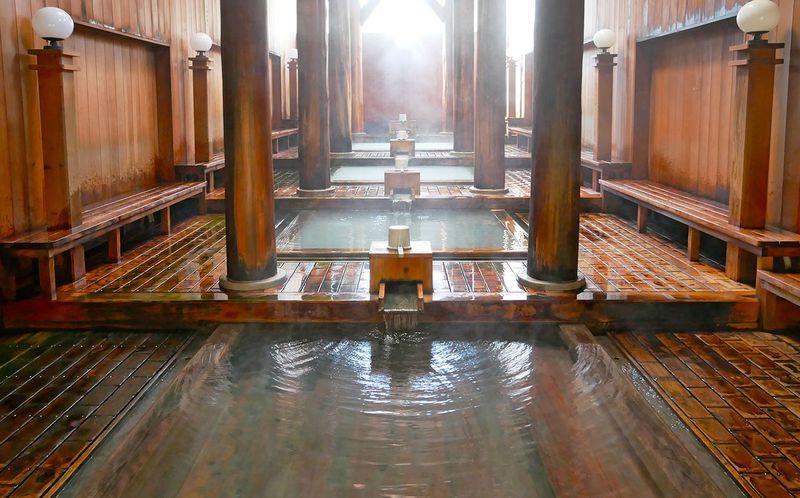 草津温泉で必ず寄りたい!「大滝乃湯」オススメのわけ