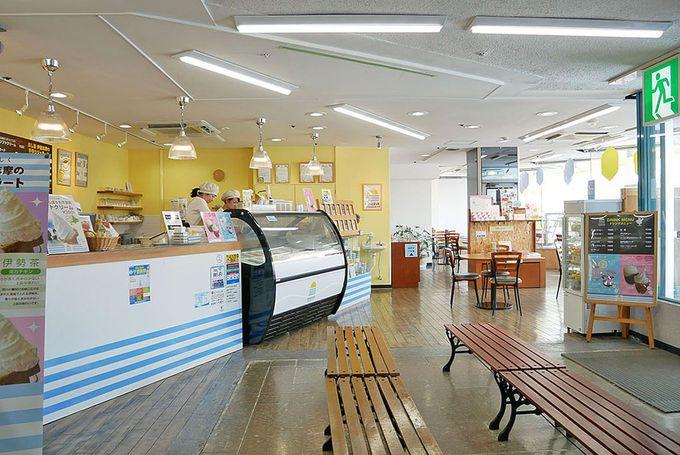 鳥羽駅すぐのジェラート店「ミネルヴァ」