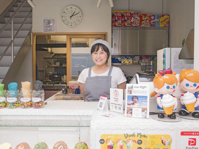 広島の味をお手軽に楽しめるお店