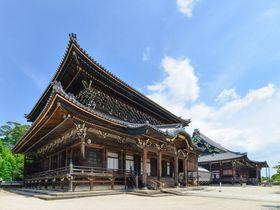 江戸時代と変わらぬ風景!津市「一身田」寺内町で国宝に感嘆