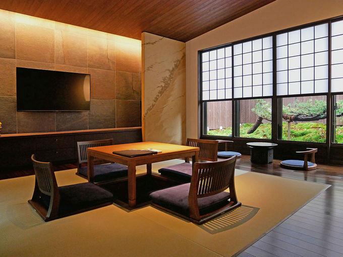 「TAKASAGO」に宿る老舗旅館へのオマージュ