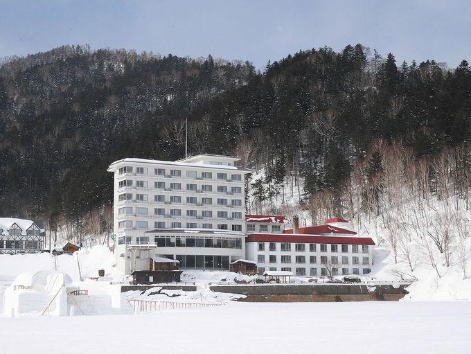 景色を満喫するならホテル風水の新館に宿泊
