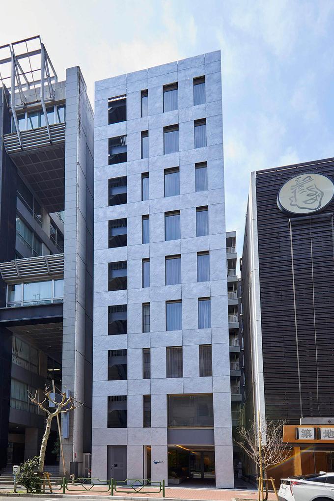 日本の伝統が活きるモダンホテル