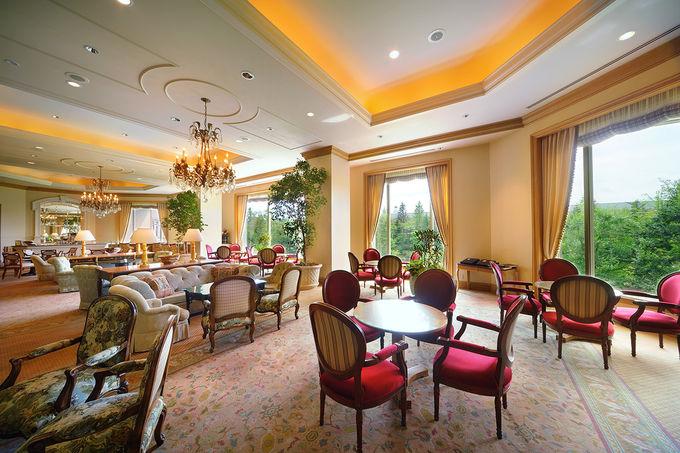 ロマンチックな夜を過ごすホテル