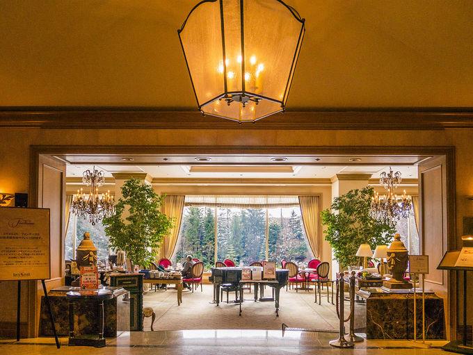 2.ヨーロッパの宮殿みたい「仙台ロイヤルパークホテル」