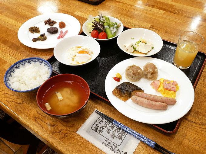 朝夕の食事で楽しむ青森の味