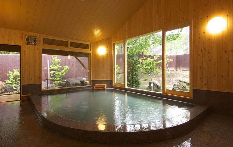 草津スカイランドホテルは温泉とラグジュアリーなお部屋が素敵
