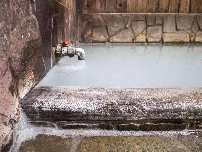 共同浴場千代の湯に緊急入湯!