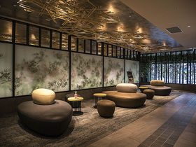 美しい竹をイメージ「D-CITY名古屋伏見」は便利さ抜群