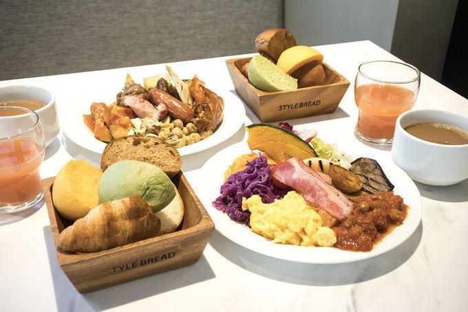 朝食は老舗食堂がプロデュース