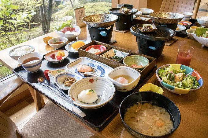 飛騨の美味しい料理を堪能
